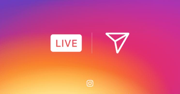 instagram-live diseño de sonrisa